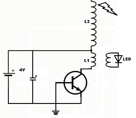 транзистор - кт3102 наверное.