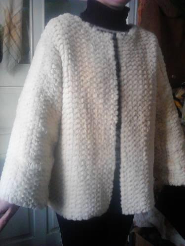 Плетение из меха мастер класс